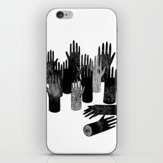 The Forest of Hands iPhone & iPod Skin