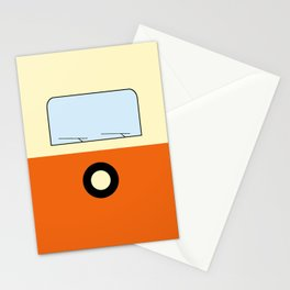 The Bus Stationery Cards