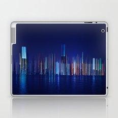 Miami Skyline Abstract Laptop & iPad Skin