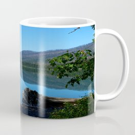 Lake McDonald Impression Coffee Mug