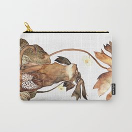 Mushroom Hunter Carry-All Pouch