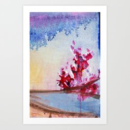The Dream Tree Art Print