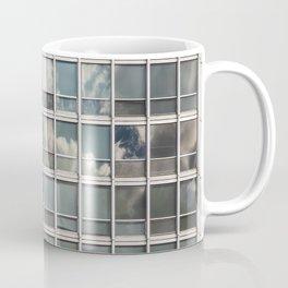 Commonwealth Plaza designed by Mies van der Rohe Coffee Mug