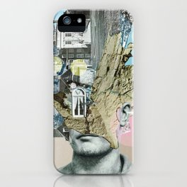 it´s all in your mind · Statue iPhone Case