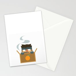 Sneaky Snake Stationery Cards