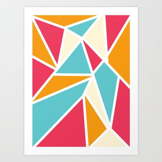 Diaganoid: Sunnyside Art Print