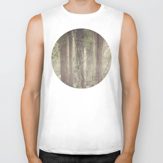 Enchanted Biker Tank