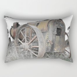 Lincoln #1 Washout Rectangular Pillow