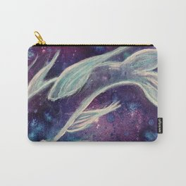 Lone Celestial Fish Guardian Carry-All Pouch