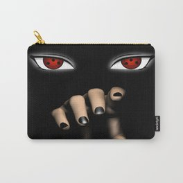 Naruto / Itachi Sharingan  Carry-All Pouch
