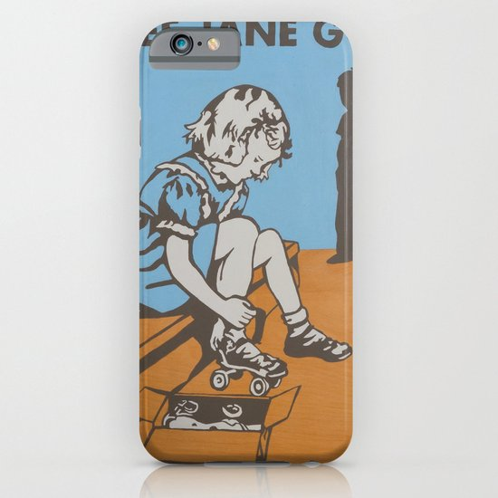 See Jane Go iPhone & iPod Case