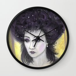 The Emperor's Paramour Wall Clock