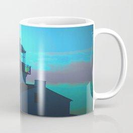 Point Loma Lighthouse (large) Coffee Mug