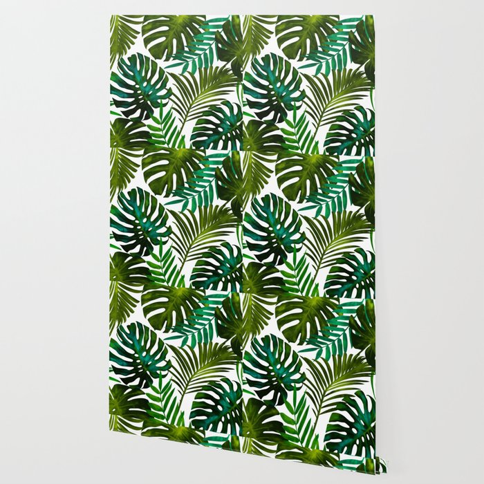 Tropical Dream Wallpaper By 83oranges Society6