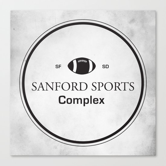 Sanford Sports Complex Canvas Print