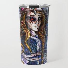 Snow Maiden Travel Mug