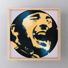Vinyl No.1 Framed Mini Art Print