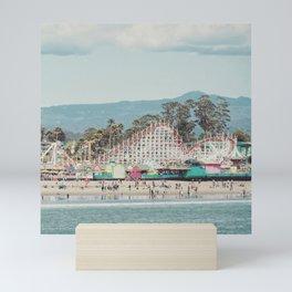 Santa Cruz Mini Art Print