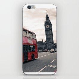 London views iPhone Skin