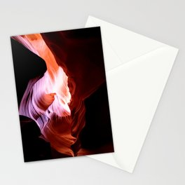 Antelope Canyon - Geography Stationery Cards