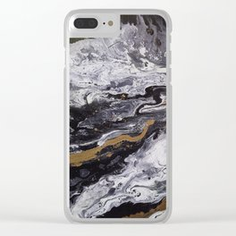 Fumaça Clear iPhone Case