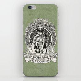 Boudicca: Original Nationalist iPhone Skin