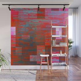 digitally deliberate Wall Mural