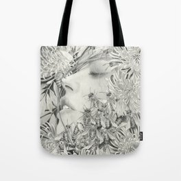 Apiphobia - Fear of Bees Tote Bag