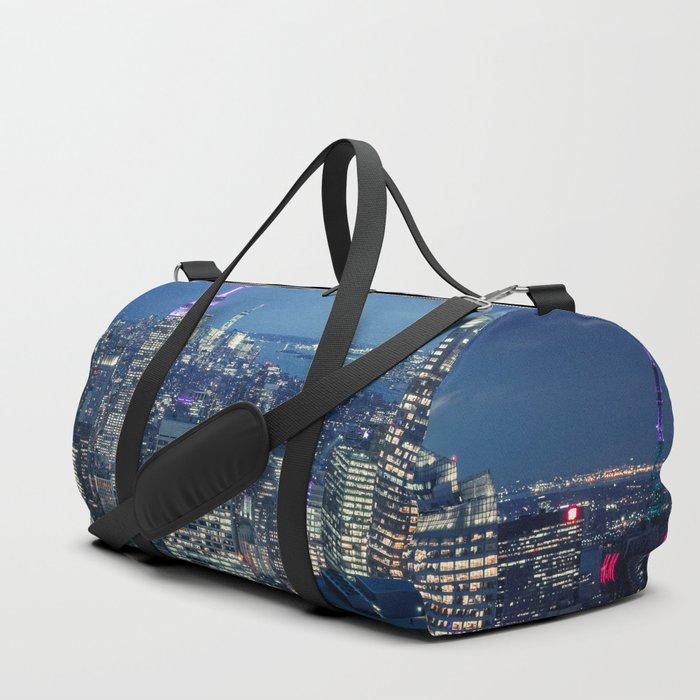 NEW YORK CITY V Duffle Bag
