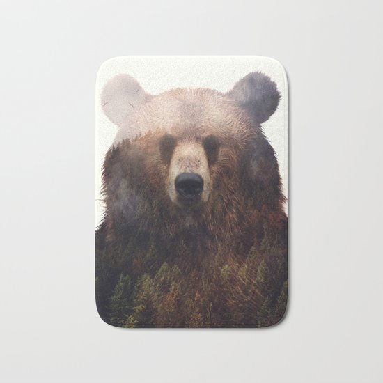 King Of The Forest Bath Mat