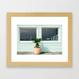 Palm II Framed Art Print