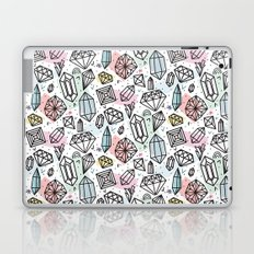 Gemstones Laptop & iPad Skin