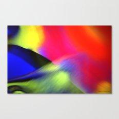 Aurore Australe Canvas Print
