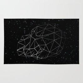 Skull Constellation Rug