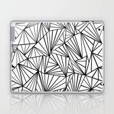 Ab Fan #2 White Laptop & iPad Skin