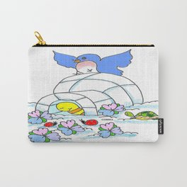 Spring Yet? Carry-All Pouch