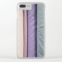 Bolt-Easter Clear iPhone Case
