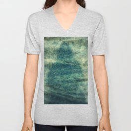 Lady in the Water Unisex V-Neck