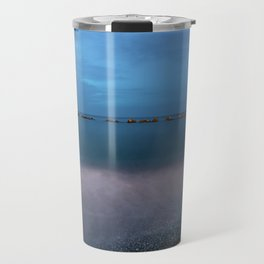 Night seascape Travel Mug