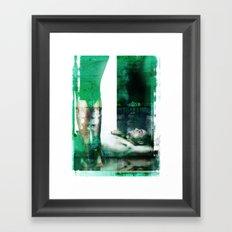 ONE STEP BEYOND Framed Art Print