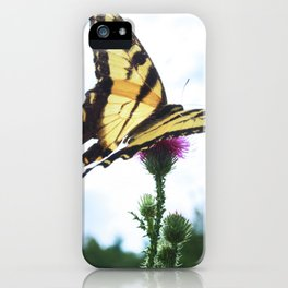 Butterfly Wings iPhone Case