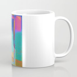 View of The Lady In Waiting Coffee Mug