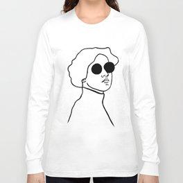 Lady Shades Long Sleeve T-shirt