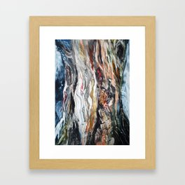 Simon Road Framed Art Print