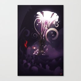 """Noctus"" (Hight resolution) Canvas Print"
