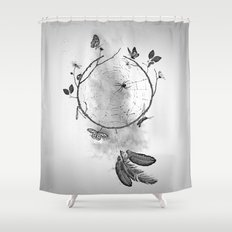 Dream. Shower Curtain
