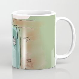 Landy Ho! Coffee Mug