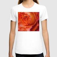 peony T-shirts featuring peony by studiomarshallarts
