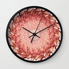 Mandala 9 Wall Clock