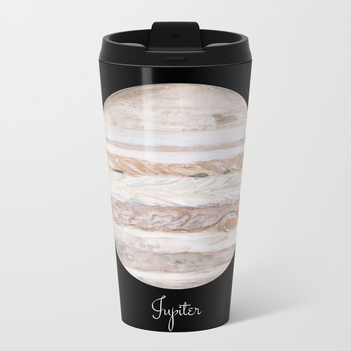 Jupiter #2 Metal Travel Mug